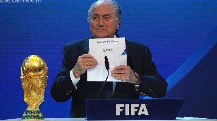 Ada Skandal Suap, Mantan Presiden FIFA Minta Piala Dunia 2022 Pindah dari Qatar ke Amerika Serikat