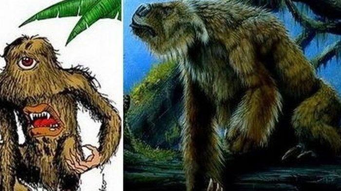 Melahap Mangsa dari Perutnya, Inilah Makhluk Buas Setinggi 2 Meter yang Diyakini Hidup di Amazon