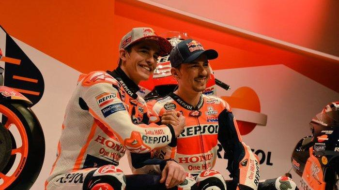 Link Live Streaming MotoGP Inggris Trans7- Valentino Rossi Untungkan Marc Marquez Saat Kualifikasi