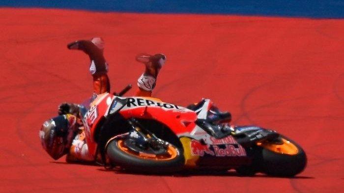 Marquez Penakut, Cibiran Soal Kontrak Panjang di Honda, Rossi Sebut Ada yang Aneh
