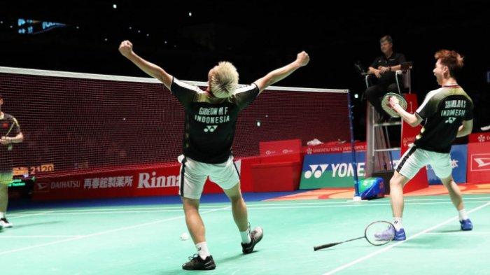 China Open 2018 Hari Ini - Marcus/Kevin Derbi Indonesia, Jonatan Christie Bertemu Jagoan Jepang