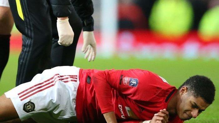 Solskjaer Ungkap Kabar Terbaru Marcus Rashford, Khawatir Tak Bisa Ikut Piala Eropa