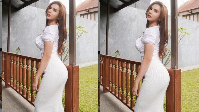 Lama Tak Muncul di Instagram Story, Maria Vania Ternyata Mudik ke Bandung, Ada Apa?