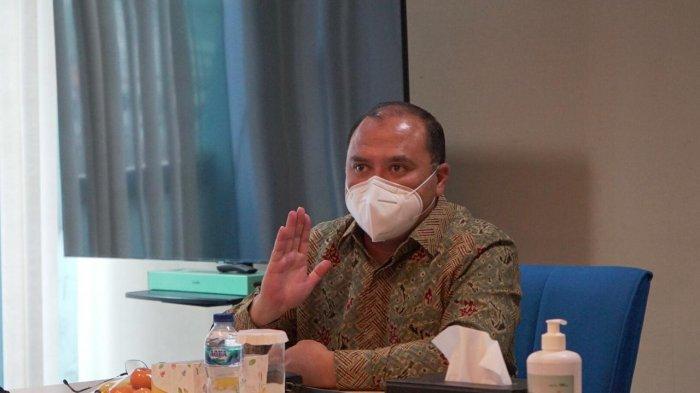 Agenda Gubernur Bangka Belitung Hari ini Dialog Bersama Guru dan Tenaga Pendidik di Belitung Timur