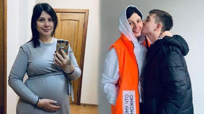 Wanita Ini Buta Hati Minta Cerai karena sang Suami Mandul, Kini Hamil Besar usai Nikahi Anak Tirinya