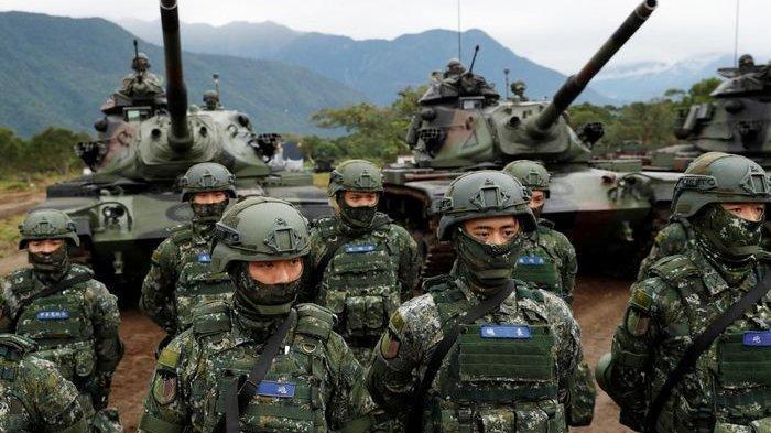 Taiwan Beli Artileri Howitzer Amerika, Benarkah Siapkan Diri Dari Serangan China?