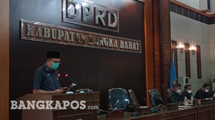 Rapat Paripurna LKPJ 2020, Markus Sebut Sudah Berupaya Tingkatkan Perekonomian dan Kesejahteraan