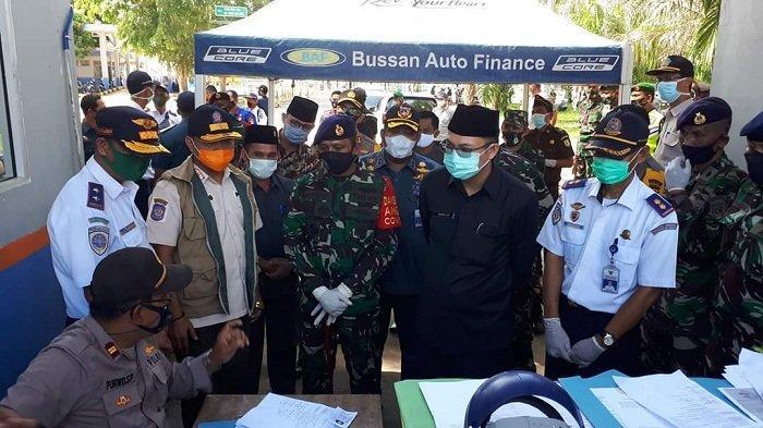 Apel Bersama Unsur Maritim di Bangka Barat Jadi Tonggak Komitmen Cegah Covid-19