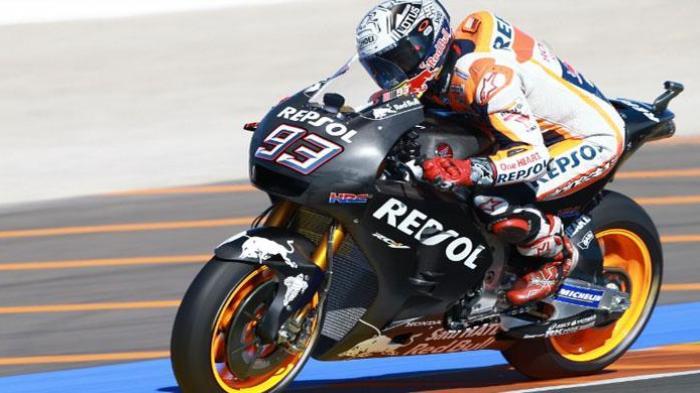 Marquez Beberkan Kelemahan Mesin Honda Tungganganya