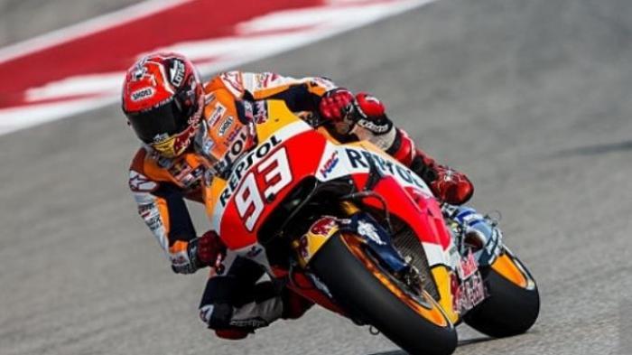 Marquez Terdepan Diikuti Lorenzo dan Rossi