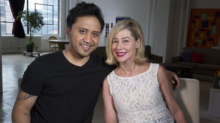 Vili Fualaau dan Mary Kay.