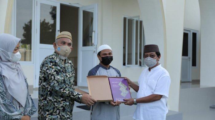Sejalan dengan Visi Misi Babel, Pemprov Babel Apresiasi Yayasan Markaz Al Quran