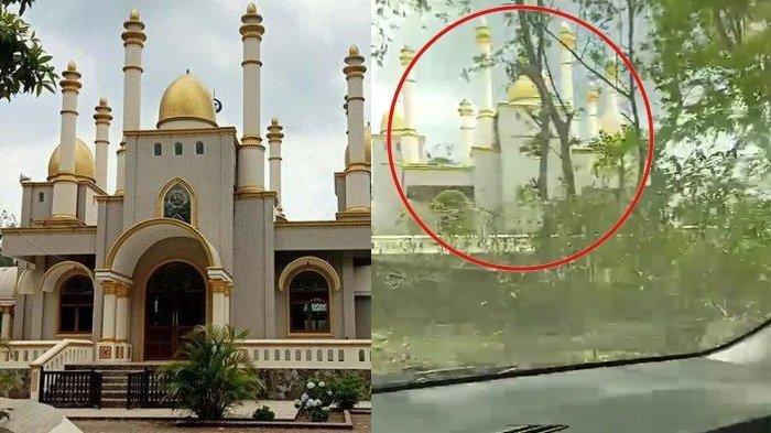 Fakta-Fakta Menarik Masjid Megah di Tengah Hutan Kopi yang Viral di Medsos, Ini Video & Fotonya