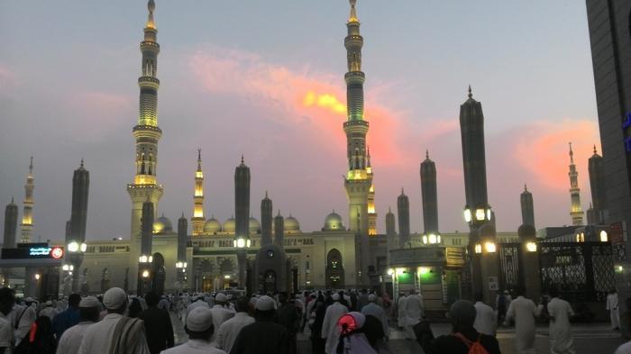 Inilah Kesaksian WNI saat Terjadi Ledakan Bom Dekat Masjid Nabawi