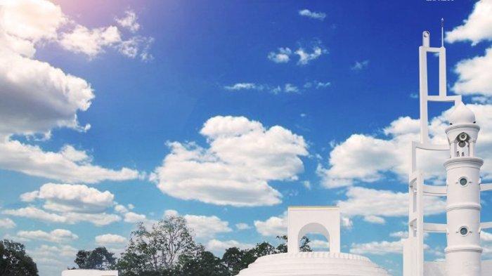 Gubernur Bangka Belitung Masjid Megah yang Dibangun Pendiri JNE