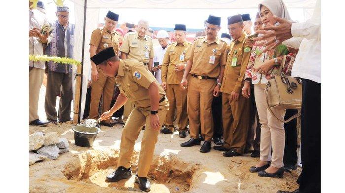 Masjid Syuhada Pasir Putih Segera Dibangun