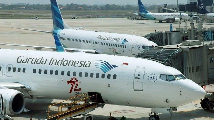 Garuda Indonesia Optimistis Kinerjanya Bakal Terus Tumbuh Positif