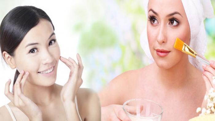 Gunakan Putih Telur Sebagai Masker Selama Sebulan, Wanita Ini Kaget Lihat Perubahannya