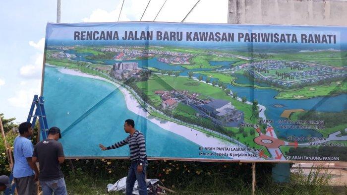 Besok, Ratusan Warga Gelar Aksi Tolak Pengalihan Jalan Nasional Tanjung Tinggi