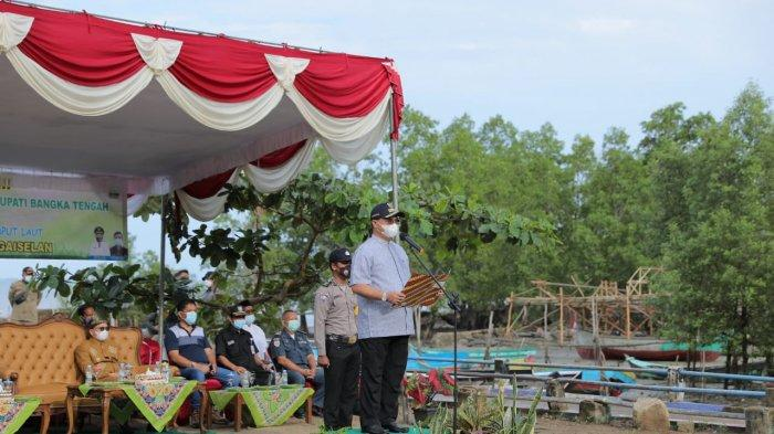 Gubernur Bangka Belitung Ingatkan untuk Memegang Ideologi Pancasila