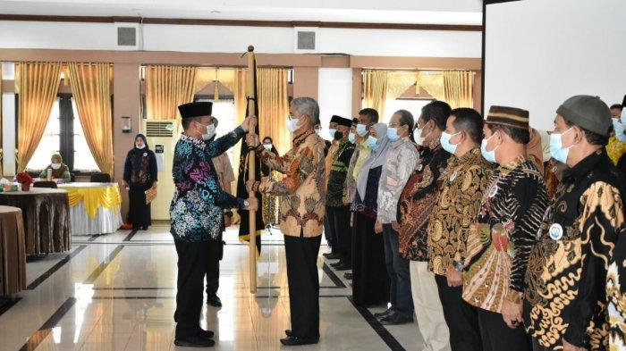 Gubernur Bangka Belitung Kukuhkan Kepengurusan Ikatan Keluarga Masyarakat Belitong