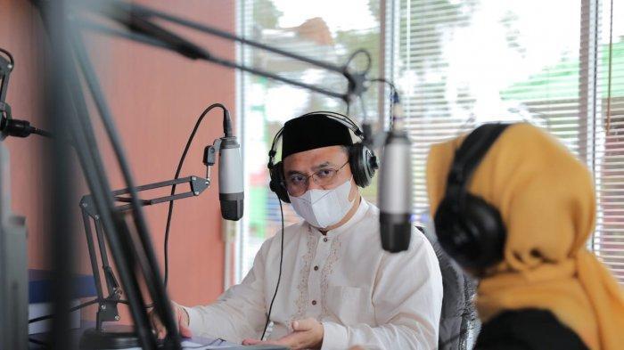 Lewat BN Radio, Gubernur Erzaldi Ingatkan Pesan Penting Bagi Masyarakat Bangka Belitung