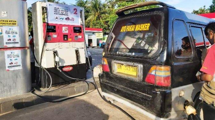 Pengemudi Angkot di Kota Pangkalpinang Antusias Nikmati BBM Pertalite Seharga Premium