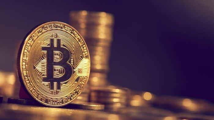 mata uang kripto ketika diubah ke mata uang umum