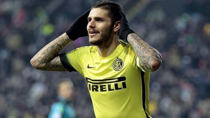 Mauro Icardi Gemilang, Inter Milan Gilas Udinese 4-0