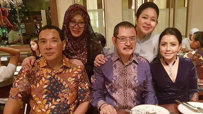 Mayangsari Makan Malam Bareng Titiek Hingga Tommy Soeharto, Inul Daratista Sampai Komentar Begini