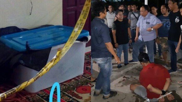 Terkuak Fakta-fakta Riyad Bunuh Wanita Lalu Buang Mayatnya Dalam Boks di Musala