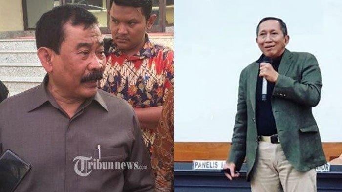 Letjen (Purn) Suryo Prabowo Kecewa & Sakit Hati, Tak Percaya Eks Danjen Kopassus Selundupkan Senjata