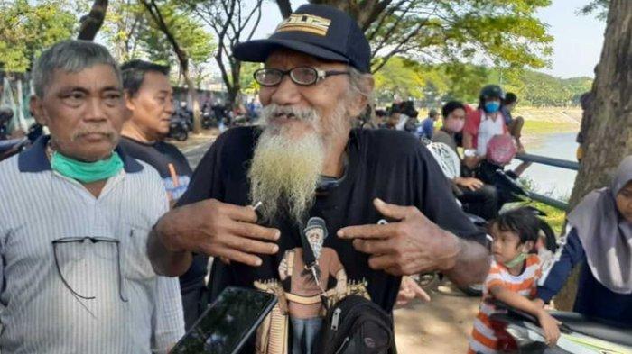 Aksi Heroik Mbah Sukir, Modal Kacamata Renang Penciuman Tajam Puluhan Korban Tenggelam Ditemukan