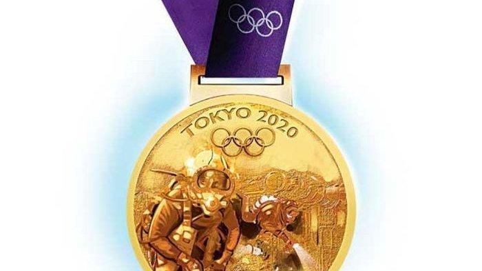 Wow, Siapa Sangka, Medali Olimpiade Tokyo 2020 Terbuat dari Limbah Elektronik Sebanyak 78.985 ton.