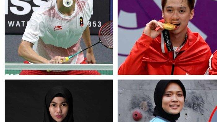 10 Atlet Muda Indonesia Ini Persembahkan Medali Emas Asian Games 2018