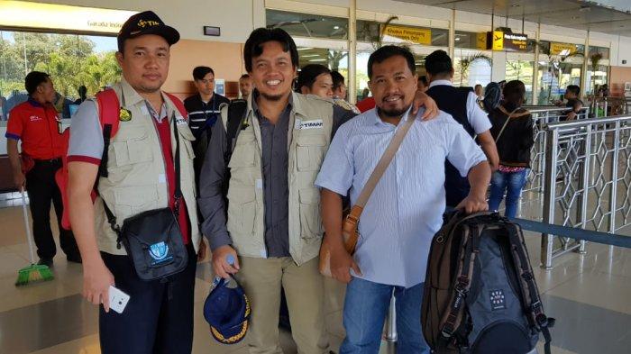 RSBT, RSMS dan IDI Bangka Kirimkan Tim Medis dan Bantuan ke Palu dan Donggala
