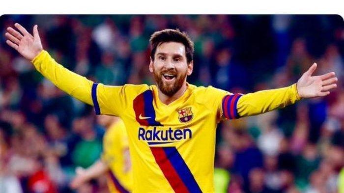 Simulasi Bergabung ke Manchester City, Hasilnya Performa Messi Memukau