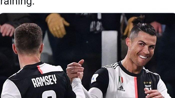 Tanda-tanda Serie A Segera Dimulai, Para Pemain Juventus Mulai Latihan di Lapangan