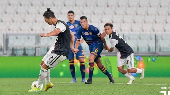 PELATIH Juventus Puji Cristiano Ronaldo Sebut Tampil Impresif