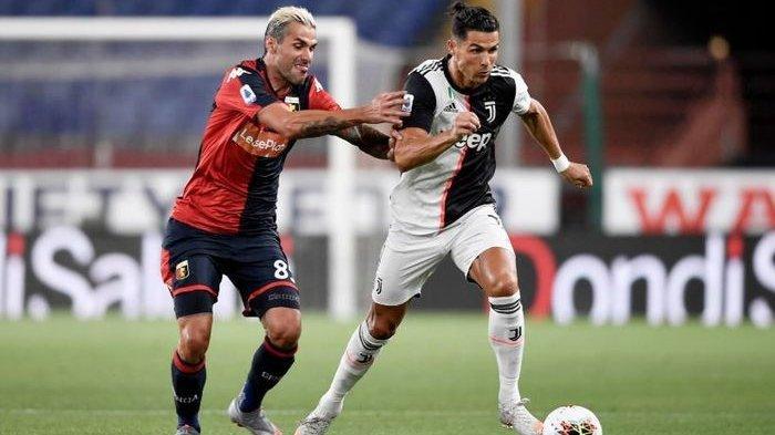 Ronaldo Positif Covid-19 Absen Bela Juventus di Dua Laga Liga Champions dan Liga Italia