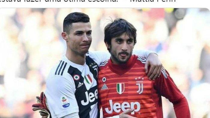 Liga Italia - Susunan Pemain Juventus Vs Sampdoria, Mattia Perin Main, Rabiot Instirahat