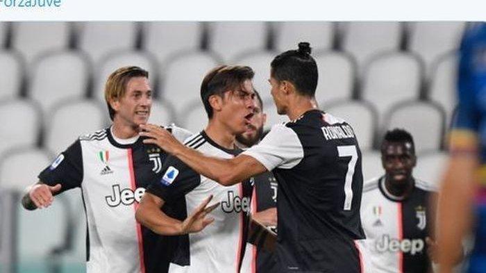 Liga Italia Mulai Malam Ini, Parma vs Napoli dan Juventus vs Sampdoria, Catat Alamat LIVE STREAMING