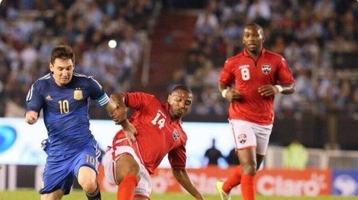 Wujudkan Impian Tekel Keras Lionel Messi, Andre Boucaud Bersyukur Masih Hidup