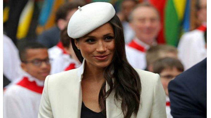 Bergelar 'Duchess of Sussex', Meghan Markle Ternyata Tak Boleh Lagi Lakukan 10 Hal Ini