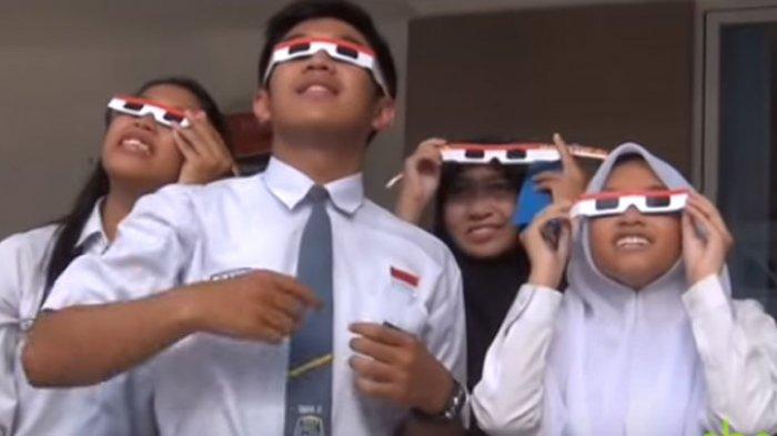 Puncak Gerhana Paling Awal Terjadi di Sinabang Aceh, BMKG Adakan Live Streaming dari 26 Kota