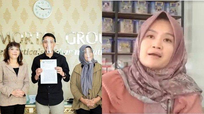 Komentar Istri JT yang Aniaya Perawat RS Siloam Palembang Setelah Digugat Perusahaan Kosmetik