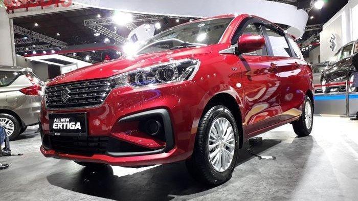 Suzuki Tambah Fitur All New Ertiga Demi Memenuhi Kebutuhan Konsumen