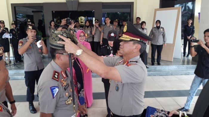 Irjen Pol Istiono Tinggalkan Polda Bangka Belitung Bawa Stanjak dan Cual