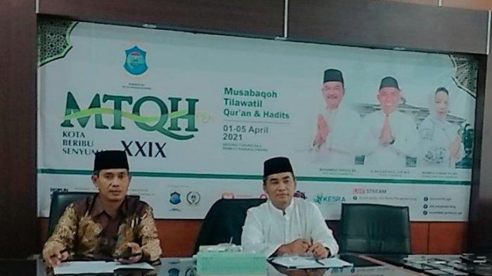 Dua Dosen IAIN SAS Bangka Belitung Jadi Dewan Hakim MTQH Kota Pangkalpinang
