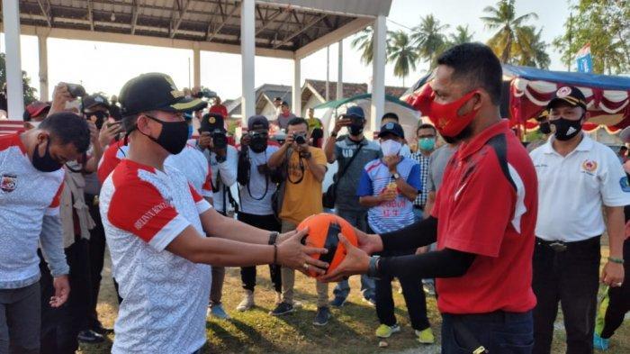 134 Klub Ikuti Bupati Bangka Cup 2020 di Belinyu
